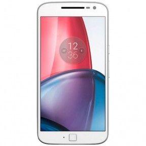 Мобильный телефон Motorola Moto G4 Plus (XT1642) White