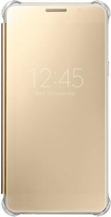 Чехол-книжка Samsung A510 EF-ZA510CFEGRU Gold