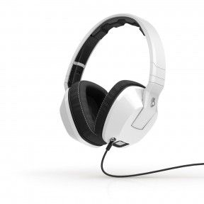 Навушники Skullcandy Crusher Mic1 White (S6SCFZ-072)