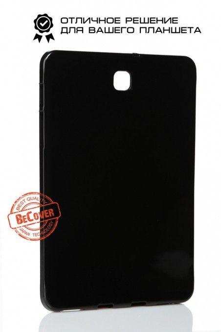 Силиконовый чехол BeCover для Samsung Tab S2 8.0 T710/T715 Black