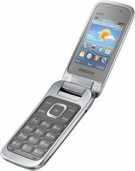 Мобильный телефон Samsung C3592 Titanum Silver