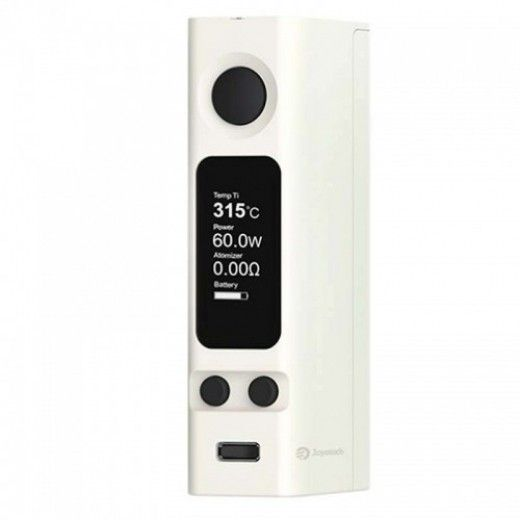 Батарейный мод Joyetech eVic VTC Mini Battery White (JTVTCMUBKWT)