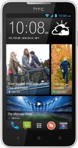 Мобильный телефон HTC Desire 516 Dual Sim White