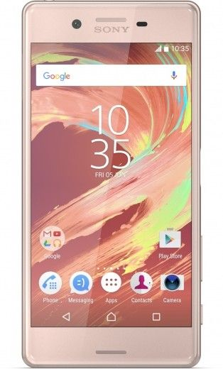 Мобильный телефон Sony Xperia X Dual F5122 Rose Gold