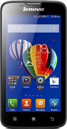 Мобильный телефон Lenovo A328 Black