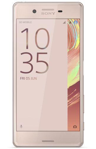 Мобильный телефон Sony Xperia X Performance Dual 64GB (F8132) Rose Gold