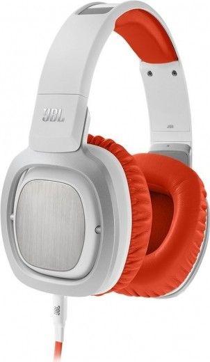 Навушники JBL On-Ear Headphone J88A White/Orange (J88A-WOR)