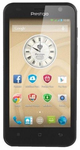 Мобильный телефон Prestigio MultiPhone 3450 Duo Black
