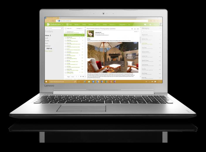 Ноутбук LENOVO IdeaPad 510 (80SR00A8RA)