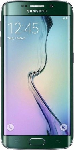 Смартфон Samsung Galaxy S6 Edge 64GB G925F (SM-G925FZGESEK) Green