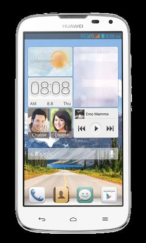 Мобильный телефон Huawei Ascend G610-U20 DualSim White