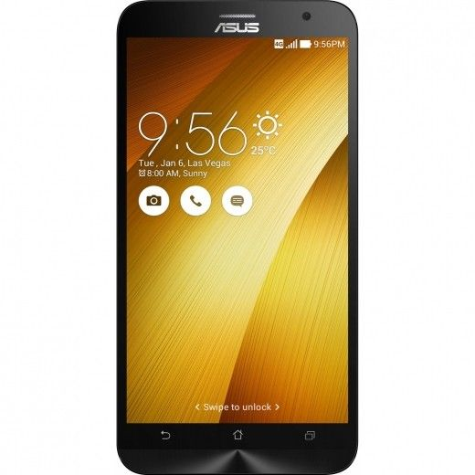 Смартфон Asus ZenFone 2 32GB (ZE551ML) Gold