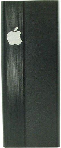 Портативная батарея Metal Apple 4400mAh Black