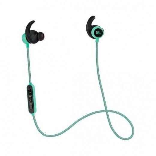 Навушники JBL In-Ear Headphone Reflect Mini BT Teal (JBLREFMINIBTTEL)