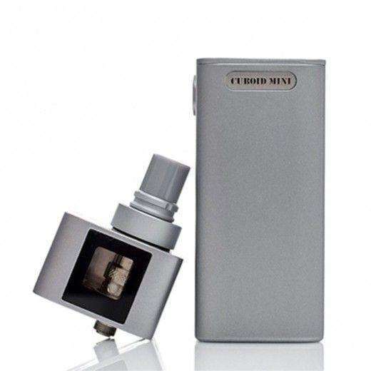 Стартовый набор Joyetech Cuboid Mini Kit Silver (JTCMKSL)