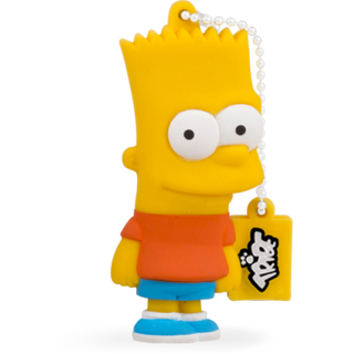 USB флеш накопитель Maikii The Simpsons Bart 16GB (FD003502)