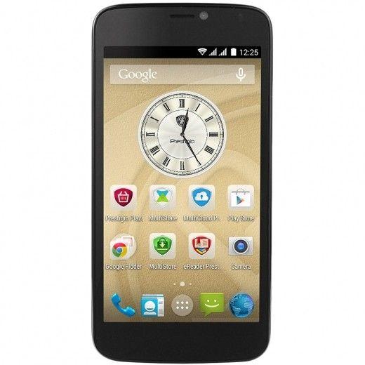 Мобильный телефон Prestigio MultiPhone 3502 Duo Metal