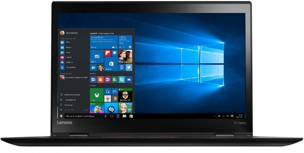 Ноутбук LENOVO ThinkPad X1 Carbon G4 (20FBS02E00)