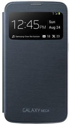Чехол Samsung для Galaxy Mega 6.3 I9200 Black (EF-CI920BBEGWW)