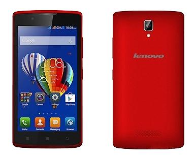 Мобильный телефон Lenovo A2010 Red