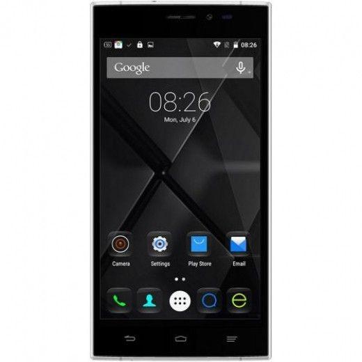 Мобильный телефон Doogee F5 Silver