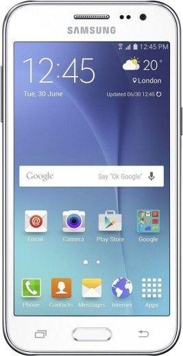 Мобильный телефон Samsung Galaxy J2 Duos J200H White