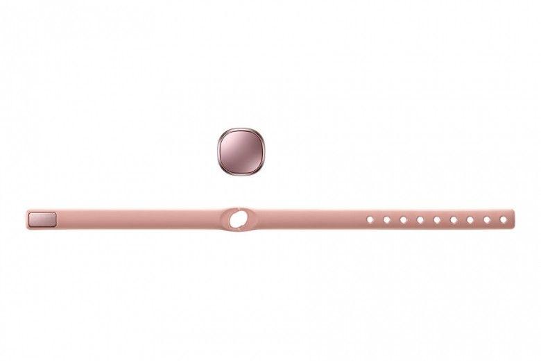 Фитнес-трекер Samsung (EI-AN920BPEGRU) Pink