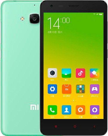 Смартфон Xiaomi Redmi 2 Green