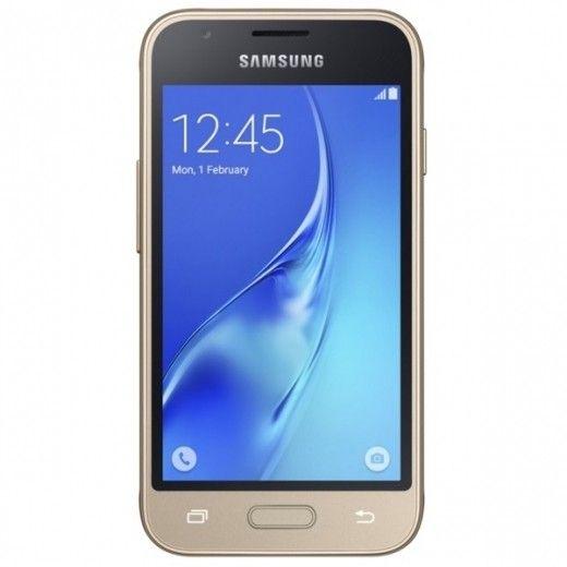 Мобильный телефон Samsung Galaxy J1 mini Gold (SM-J105HZDDSEK)
