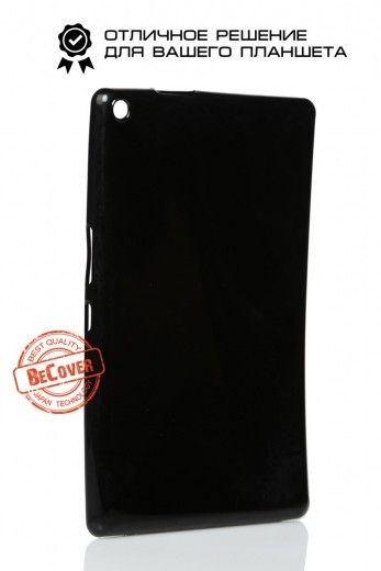 Силиконовый чехол BeCover для Asus ZenPad 8 Z380 Black