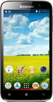Мобильный телефон Lenovo A850 Black