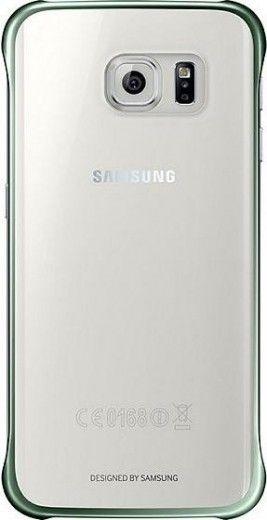 Накладка Samsung Zero Edge для Samsung Galaxy S6 Edge Green (EF-QG925BGEGRU)