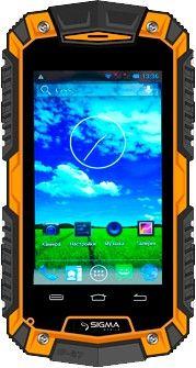 Мобильный телефон Sigma mobile X-treme PQ15 Orange-Black