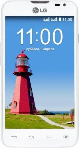 Мобильный телефон LG D285 L65 Dual White