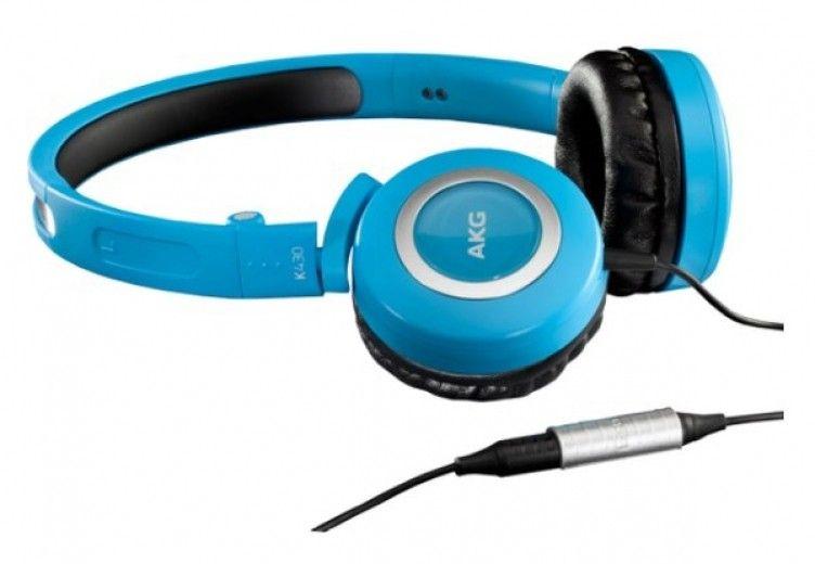 Навушники AKG K430 Light Blue (K430LBL)
