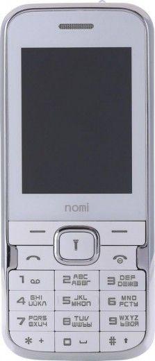Мобильный телефон Nomi i240 White