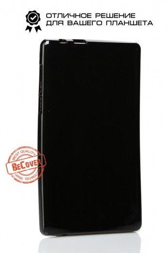 Силиконовый чехол BeCover для Lenovo Tab 2 A7-10 Black