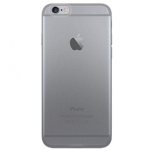 Чехол GlobalCase TPU Extra Slim case для Apple iPhone 6 White