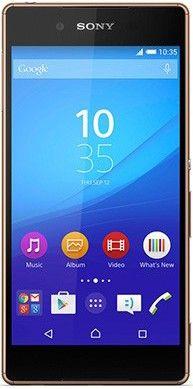 Мобильный телефон Sony Xperia Z3+ DS E6533 Copper