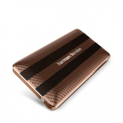 Портативная акустика Harman/Kardon Esquire Mini COACH Limited Edition Versity Stripe