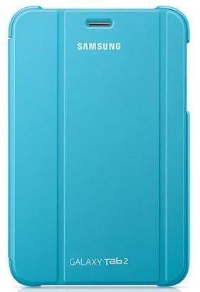 Обложка Samsung для Galaxy Tab 2 7.0 Light Blue (EFC-1G5SLECSTD)