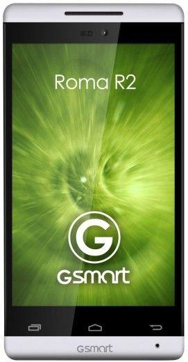 Мобильный телефон Gigabyte Gsmart Roma R2 Plus White