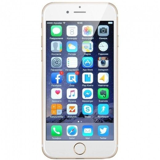 Смартфон Apple iPhone 6 128GB Gold