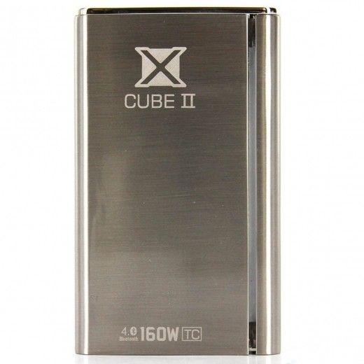 Батарейный мод Smok X Cube II 160W TC Kit Stainless Steel (SXC2160WTCKSS)