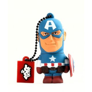USB флеш накопитель Maikii Marvel Captain America 16GB (FD016501)