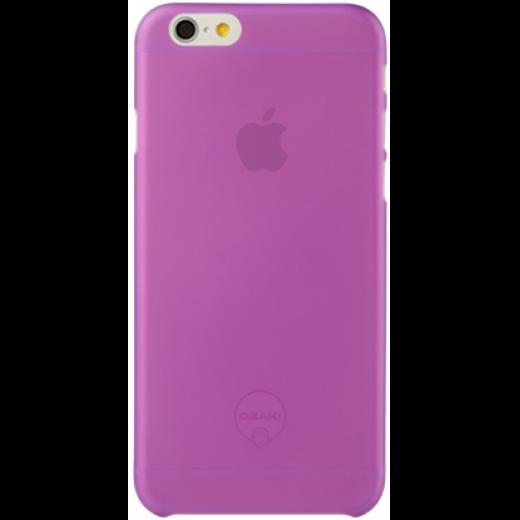 Ozaki O!coat-0.3-Jelly для iPhone 6 Purple (OC555PU)
