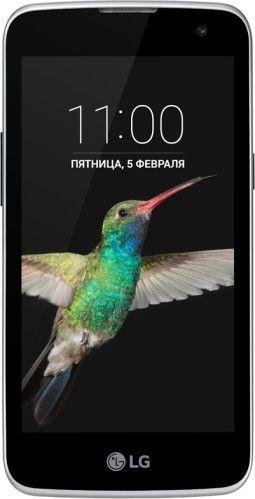 Смартфон LG K130 K4 (LGK130E.ACISKU) Blue