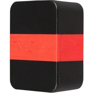 Сетевое зарядное устройство Tylt Wall Travel Charger 4,2A Dual USB Port Black-Red (USBTC42RD-EUK)