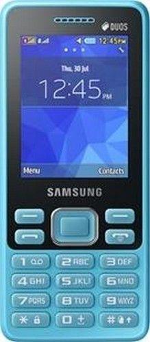 Мобильный телефон Samsung B350E Duos Blue