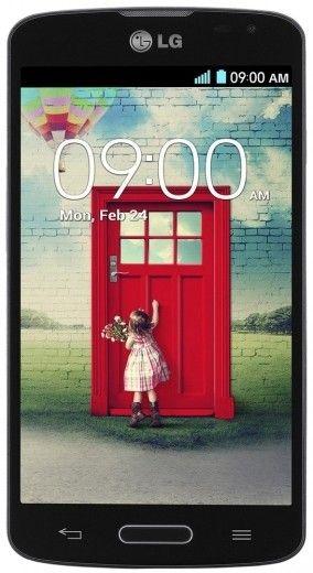 Мобильный телефон LG Optimus L90 D405 Black